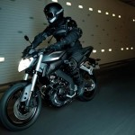 2014 Yamaha MT-125 Matt Grey