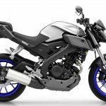 2014 Yamaha MT-125 Race Blu
