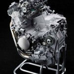 2015 Kawasaki Ninja ZX-10R 30th Anniversary Edition Engine