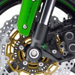 2015 Kawasaki Ninja ZX-10R 30th Anniversary Edition Front Brake