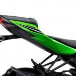 2015 Kawasaki Ninja ZX-6R 30th Anniversary Edition Seat