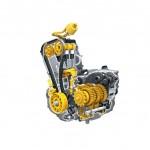 2015 Suzuki RM-Z250 Engine