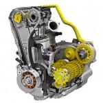 2015 Suzuki RM-Z450 Engine