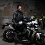2014 Yamaha MT-09 Street Rally Valention Rossi