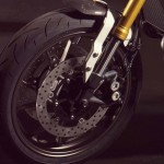 2014 Yamaha MT-09 Street Tracker Front Wheel