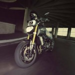 2014 Yamaha MT-09 Street Tracker In Action_3