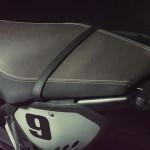 2014 Yamaha MT-09 Street Tracker Seat