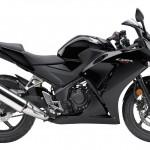2015 Honda CBR300R USA-Specs Black