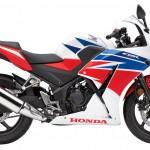 2015 Honda CBR300R USA-Specs Tricolor