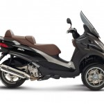 2015 Piaggio MP3 500 Black_1