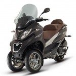 2015 Piaggio MP3 500 Black_2