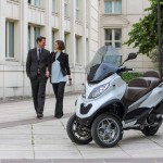 2015 Piaggio MP3 500 Official Pictures_1