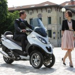 2015 Piaggio MP3 500 Official Pictures_4
