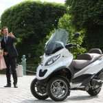 2015 Piaggio MP3 500 Official Pictures_5