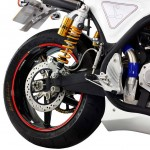 2014 Hesketh 24 Rear Wheel