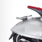 2014 Vespa 946 Bellissima Limited Edition Rear Seat