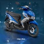 2014 Yamaha GT125 Edge Blue
