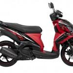 2014 Yamaha GT125 Garuda Special Edition Red Garuda Brave_1