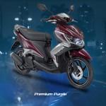 2014 Yamaha GT125 Premium Purple