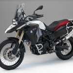 2015 BMW F800GS Adventure Alpine white