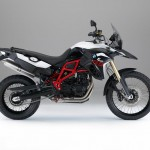 2015 BMW F800GS Light White Black Storm Metallic_2