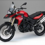 2015 BMW F800GS Racing red