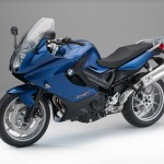 2015 BMW F800GT Montego Blue Metallic