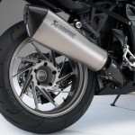 2015 BMW K1300S Motorsport Acrapovic Exhaust