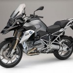 2015 BMW R1200GS Black Storm Metallic