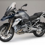 2015 BMW R1200GS Frozen Dark Blue Metallic