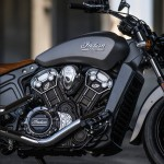 2015 Indian Scout Engine Cover