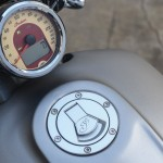 2015 Indian Scout Instrument Display