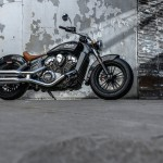 2015 Indian Scout Thunder Black