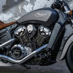 2015 Indian Scout Thunder Black Smoke