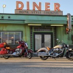 2015 Indian Scout and 2015 Indian Roadmaster