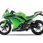 2015 Kawasaki Ninja 250 Lime Green_1
