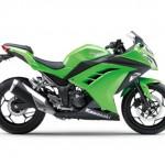 2015 Kawasaki Ninja 250 Lime Green_2