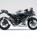 2015 Kawasaki Ninja 250 Metallic Moondust Gray Ebony_2