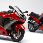 2015 Kawasaki ZX-14R Ninja Limited Edition and 1980s GPZ900R