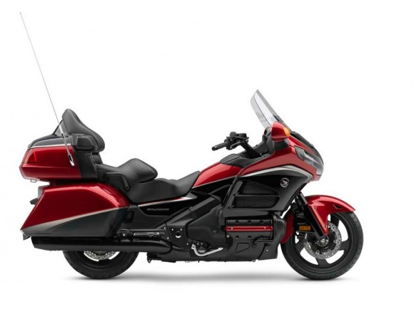 2015 Honda GL1800 Gold Wing