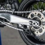 2015 Husqvarna FS 450 Supermoto Chain