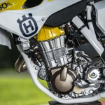 2015 Husqvarna FS 450 Supermoto Engine Cover