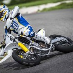 2015 Husqvarna FS 450 Supermoto In Action_1