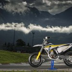 2015 Husqvarna FS 450 Supermoto In Action_15
