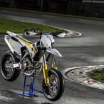 2015 Husqvarna FS 450 Supermoto In Action_16