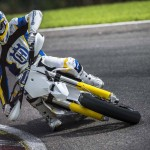 2015 Husqvarna FS 450 Supermoto In Action_2