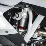 2015 Husqvarna FS 450 Supermoto Suspension