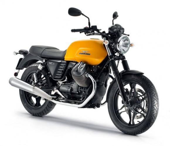 2015 Moto Guzzi V7 II