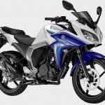 2015 Yamaha Fazer FI V2.0 White Cloud