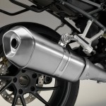 2015 BMW R1200R Exhaust